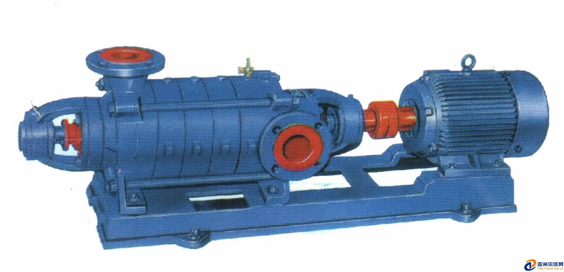 multistage-centrifuge-pump